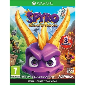 XBOX ONE Spyro Trilogy Reignited