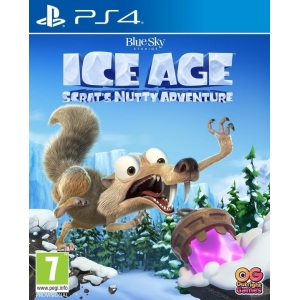 PS4 Ice Age - Scrat's Nutty Adventure