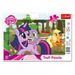 My Little Pony slagalica, 15 delova, 12-311556