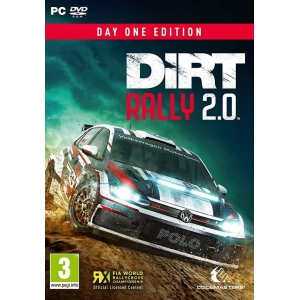 PC Dirt Rally 2.0 - Day One Edition