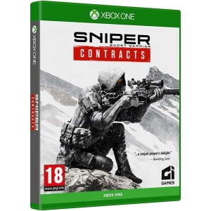 XBOX ONE Sniper - Ghost Warrior - Contracts