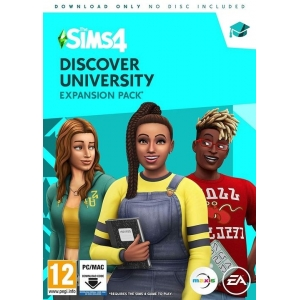 PC The Sims 4 - Expansion Discover University
