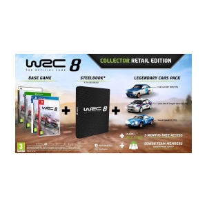 PC WRC 8 - Collector Edition