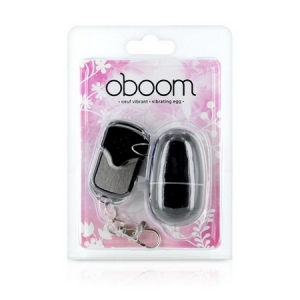 Oboom vibrating egg
