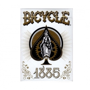 Bicycle 1885 karte, 0160