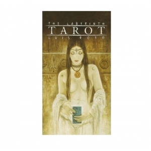 Tarot Labyrinth by Luis Royo, 0315-2
