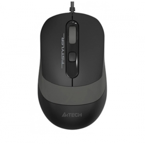 A4 Tech A4-FM10 GREY fstyler optički miš 2.4Ghz, 125Hz/600-1000-1600Dpi, 108mm, 4-buttom USB