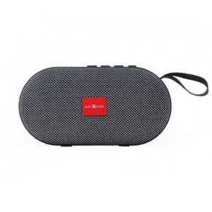 Gembird SPK-BT-11-GR portable bluetooth speaker 3W, USB, SD, FM, grey