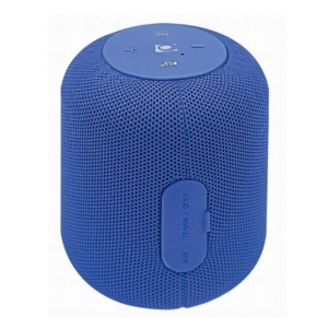 Gembird SPK-BT-15-B portable bluetooth speaker+handsfree 5W, USB, SD, AUX, blue