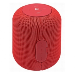 Gembird SPK-BT-15-R portable bluetooth speaker+handsfree 5W, USB, SD, AUX, red
