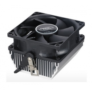 DeepCool CK-AM209 AMD socket CPU kuler 65W 80mm.Fan 2500rpm 32CFM 28dB RYZEN/FM2/AM4/AM2+/940/754