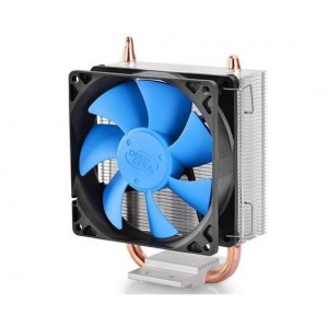 DeepCool ICEBLADE100 UNI kuler 95W 92mm.Fan +/-2200rpm 42CFM 31dBa LGA 1156/775/K8/FM/AM4 2xpipes