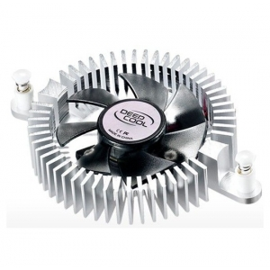 DeepCool V65 VGA kuler with 80mm mounting holes 50mm.Fan 3600rpm 7.67CFM 21dB