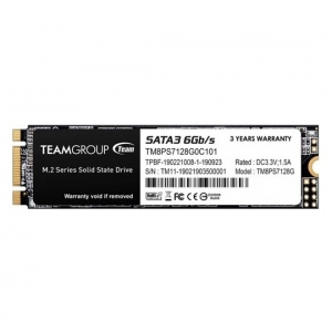 TeamGroup M.2 2280 128GB MS30 SSD SATA3 2280 500/300MB/s TM8PS7128G0C101