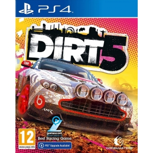 PS4 Dirt Rally 5