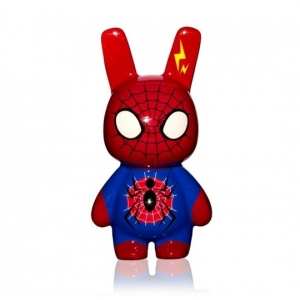 Spiderman mali bunny, 0679-0